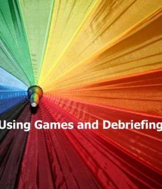 C2002 Certificate in Using Games and Debriefing for Caring Professionals (Class 5)