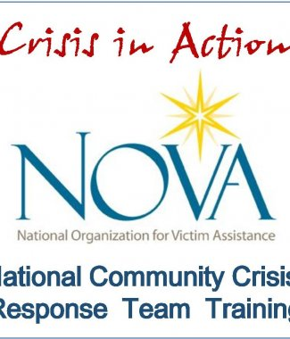 C2102 NOVA Basic Course – National Community Crisis Response Team Training (Class 4)