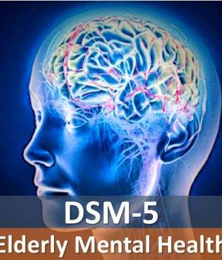 C2027 Understanding Elderly Mental Health, DSM5 (Class 4)
