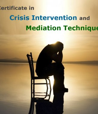 C1972 Certificate in Crisis Intervention and Mediation Technique