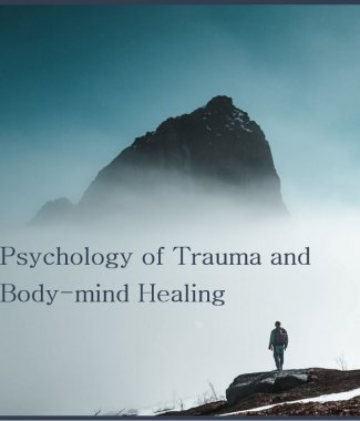 C2069 Certificate in Psychology of Trauma and Body-mind Healing (Class 2)