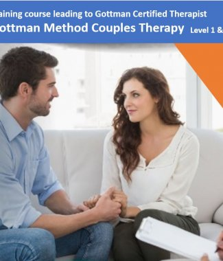 C2074 Certificate in Gottman Method Couples Therapy (Online Course – Zoom)