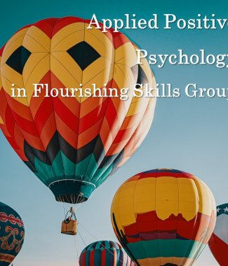 """C2041 Certificate in""""Applied Positive Psychology"""" in Flourishing Skills Group"""
